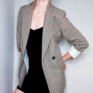 H&M Suit Blazer With Pockets